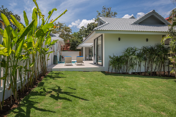 Ko Samui Properties bungalow for sale, Lavaliere Villa Jade for sale, Plai Laem villa for sale,