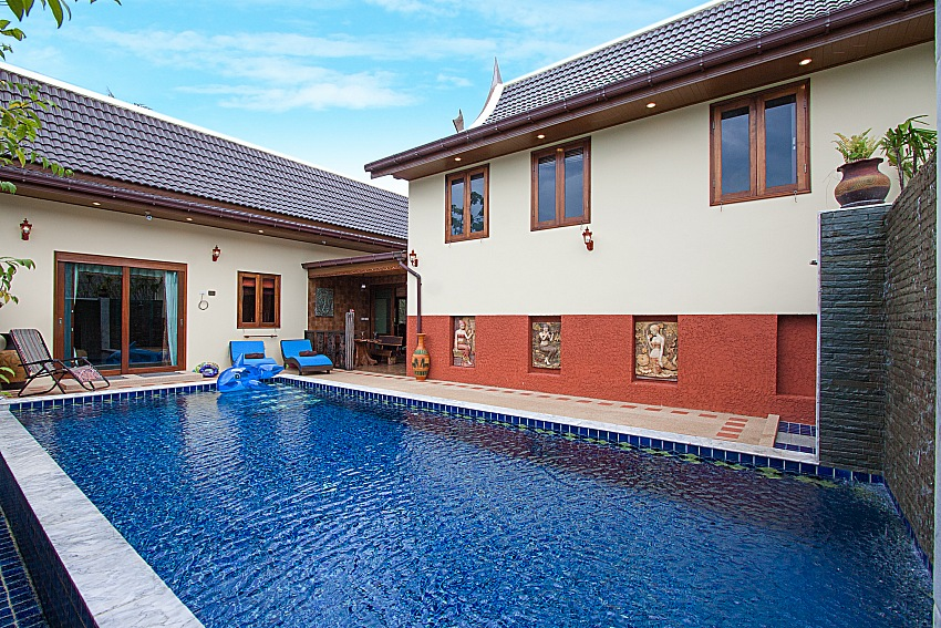 Ko Samui Properties luxurious 3 Bedroom Residence for sale and rent on North Coast of Koh Samui,