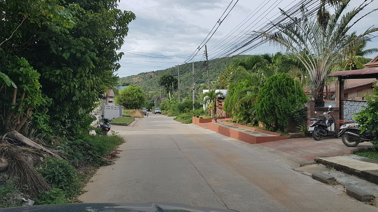 Ko Samui Properties land plot for sale, small plot of land for sale in Koh Samui,
