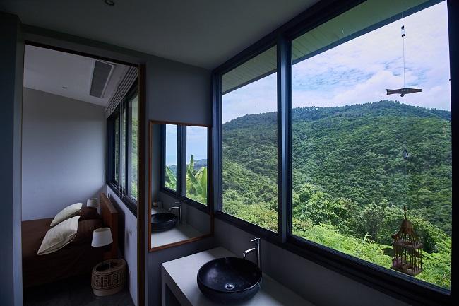 Ko Samui Properties luxury villa for sale, 4 bedroom sea view villa for sale, Thailand villa for sale, Ko Samui villa for sale,
