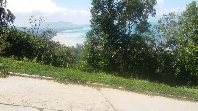 Ko Samui Properties sea view land plots for sale, Thailand land for sale, Koh Samui land for sale,