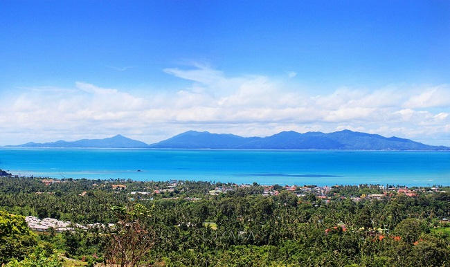 Ko Samui Properties new sea view villas for sale, 3 bedroom villas for sale, sea view,