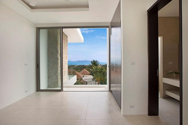 Ko Samui Properties New Sea view Villa for sale, Sea view villa for Sale, Pool villa for sale, Thailand villa for sale,