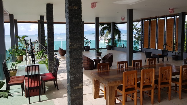 Ko Samui Properties Marina and Pier for sale in Bangrak, Beach front property for sale in Koh Samui, Petcharat Marina and Residences for sale, Koh samui real estate, Koh samui properties, Koh samui property, real estate koh samui, terrace,
