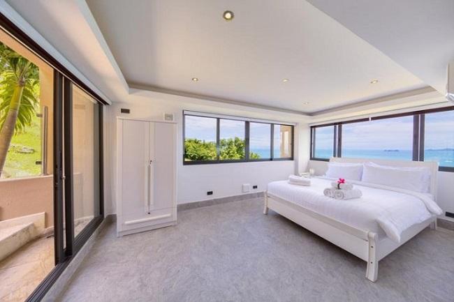 Ko Samui Properties 6 bed villa for sale, Ko Samui Properties villa investment for sale, large sea view villa for sale in Koh Samui,