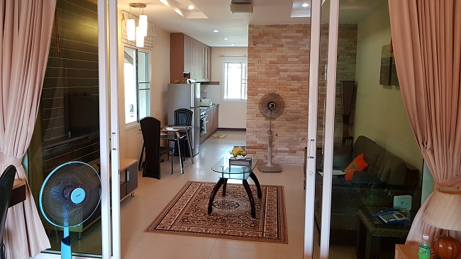 Ko Samui Properties foreign freehold apartment for sale, Ko Samui estate agent, Whispering Palms Suites condominium for sale,